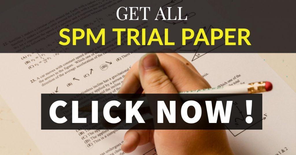 SPM Trial Paper