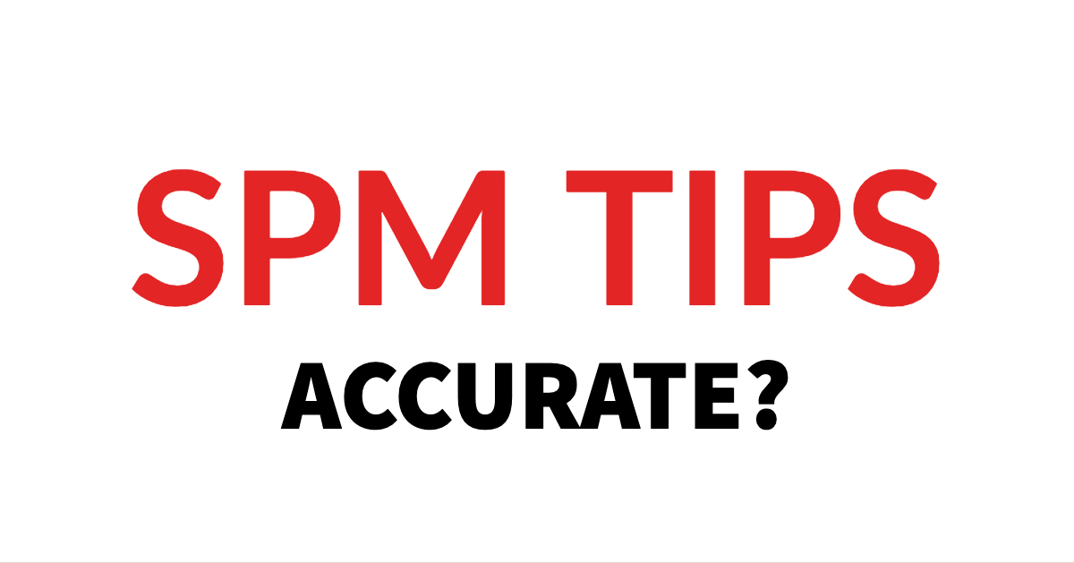 Should you believe in SPM TIPS?